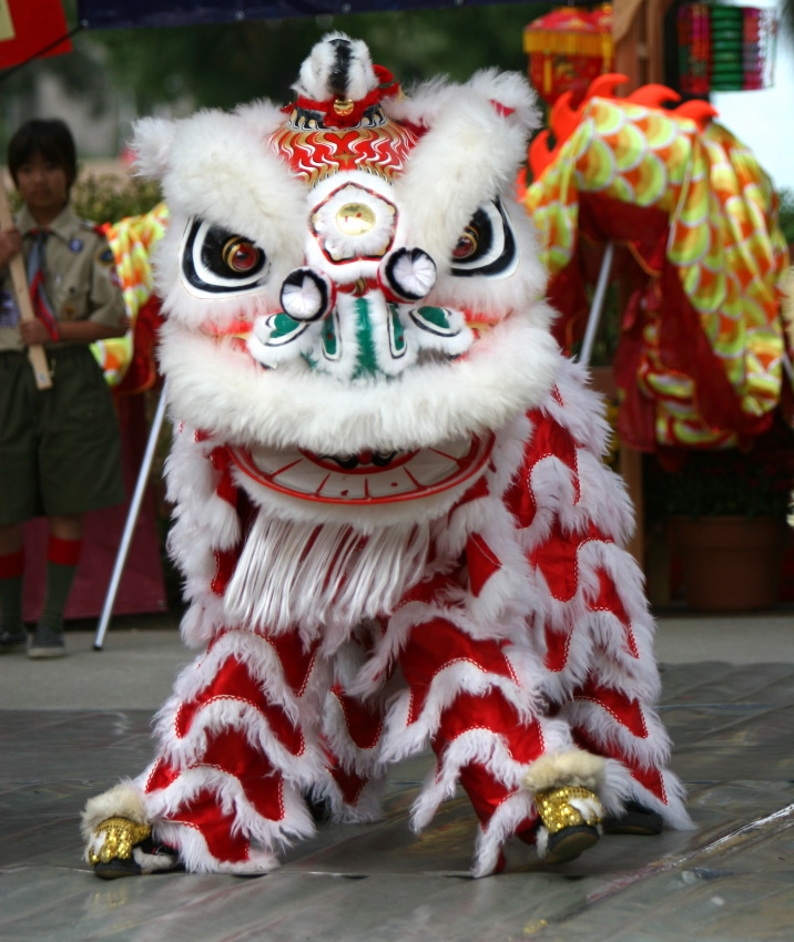the chinese calendar dragon