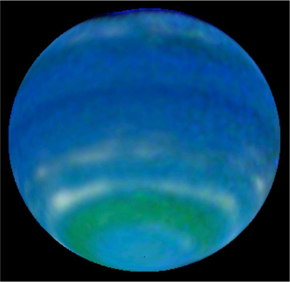 planet neptune color - photo #10