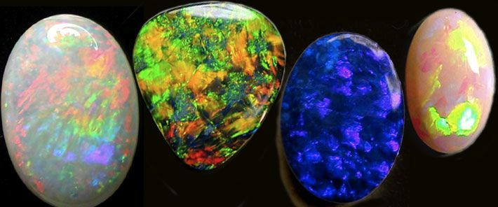 Color Of Opal