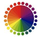 Primary Colorixing Of Colors