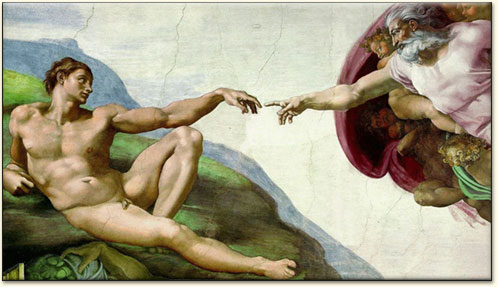 Even Michelangelo s