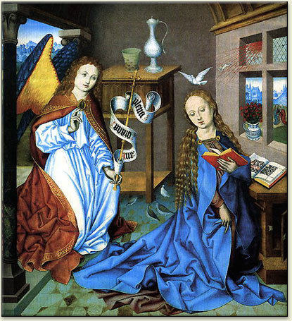 Blue Pigments Used In Medieval Paintings