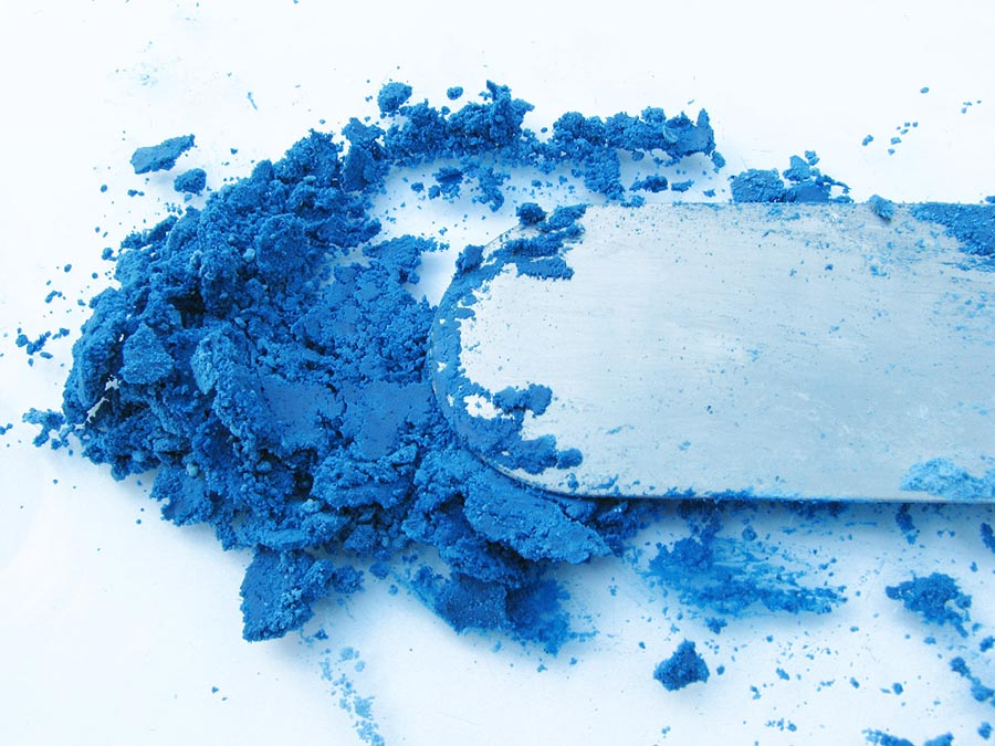 Pigments through the Ages - Pigments in Oil